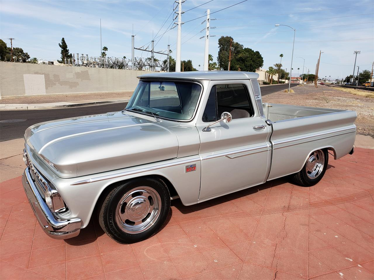 Large Picture of Classic 1966 C10 Offered by Classic Corner Garage - N5R5