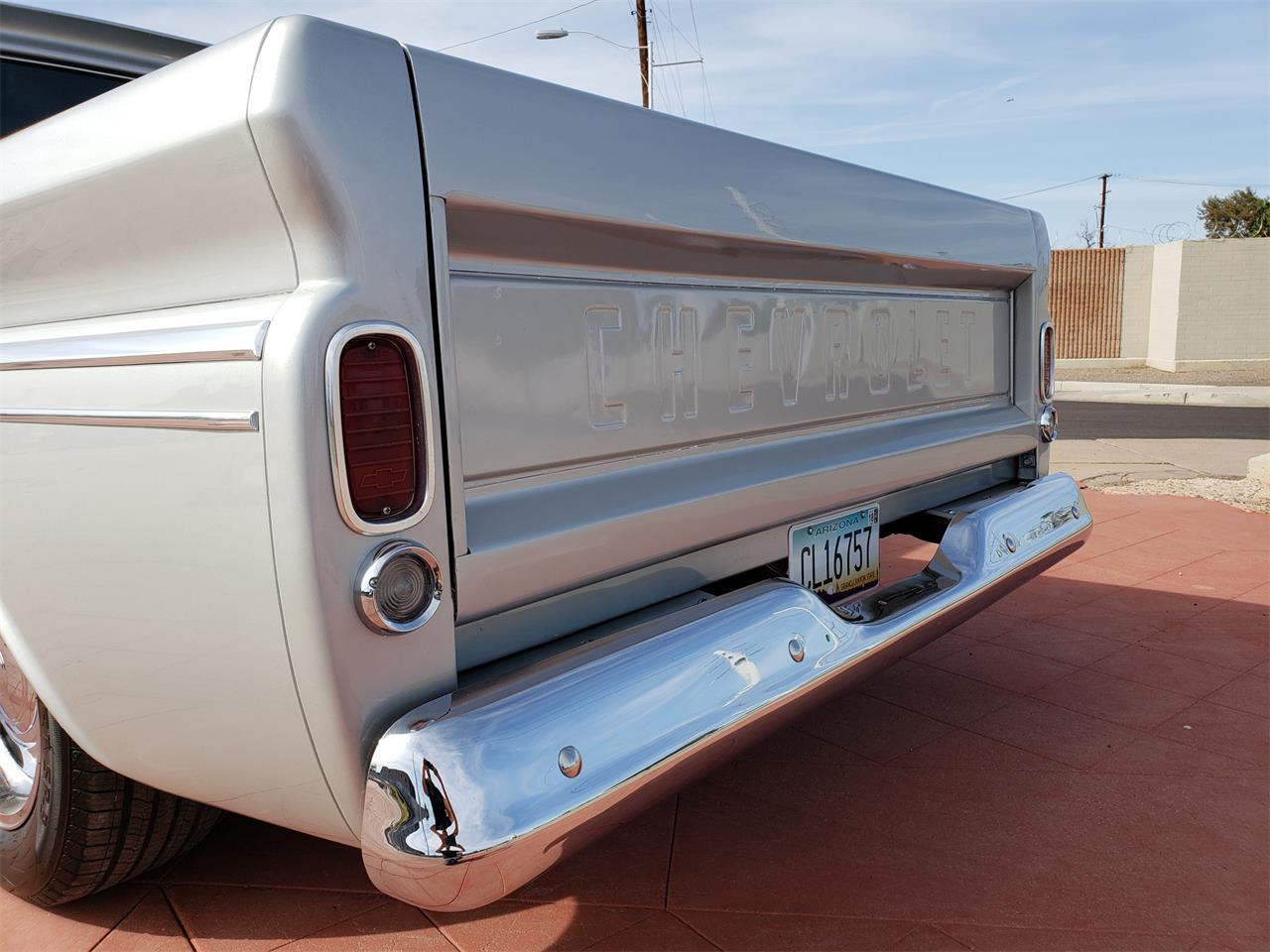 Large Picture of 1966 Chevrolet C10 located in Mesa Arizona - N5R5