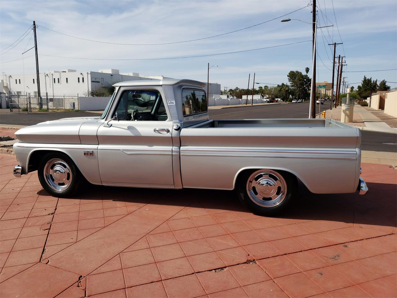 Large Picture of Classic '66 Chevrolet C10 located in Arizona - $31,900.00 - N5R5