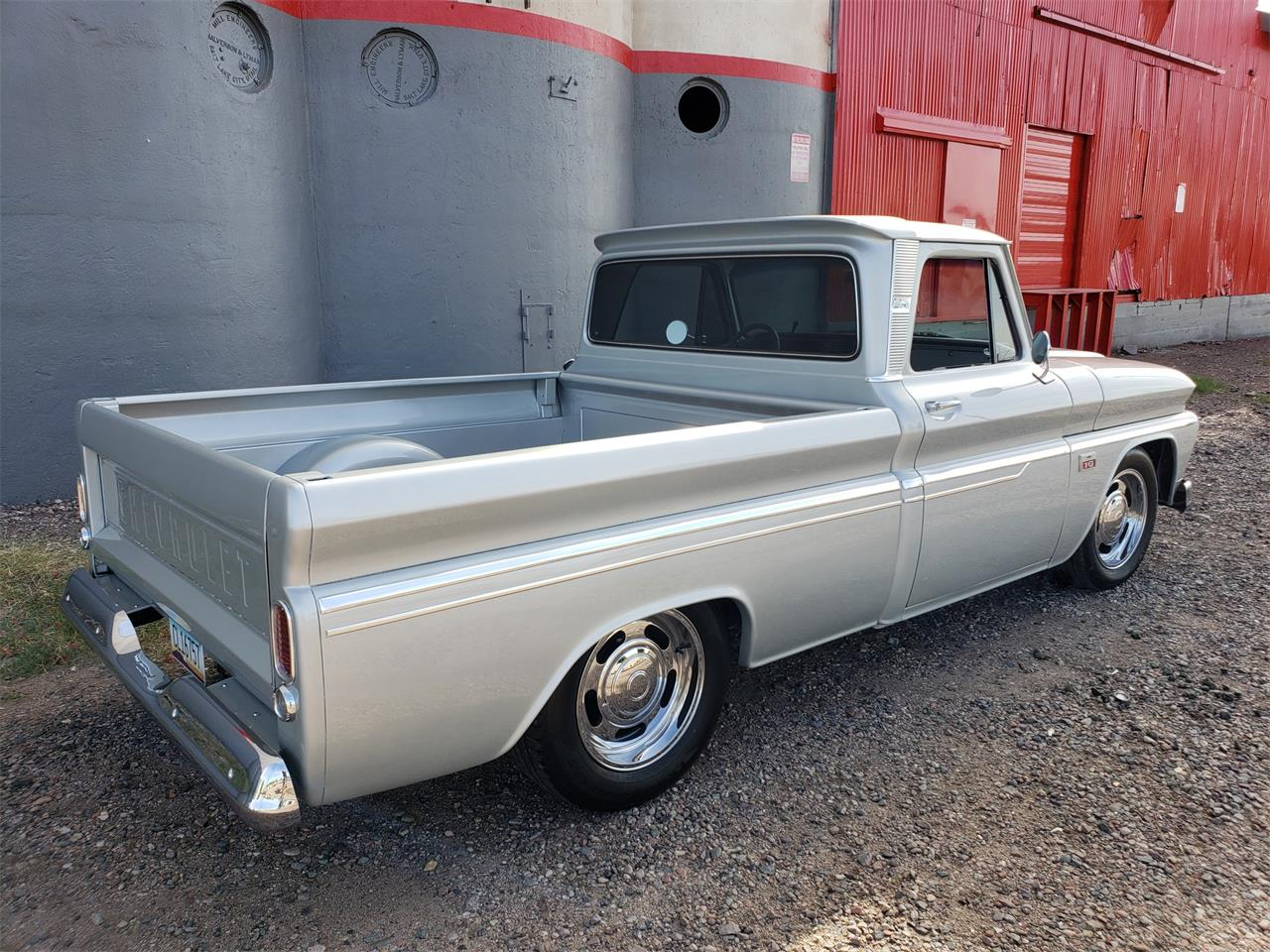 Large Picture of Classic 1966 Chevrolet C10 - N5R5