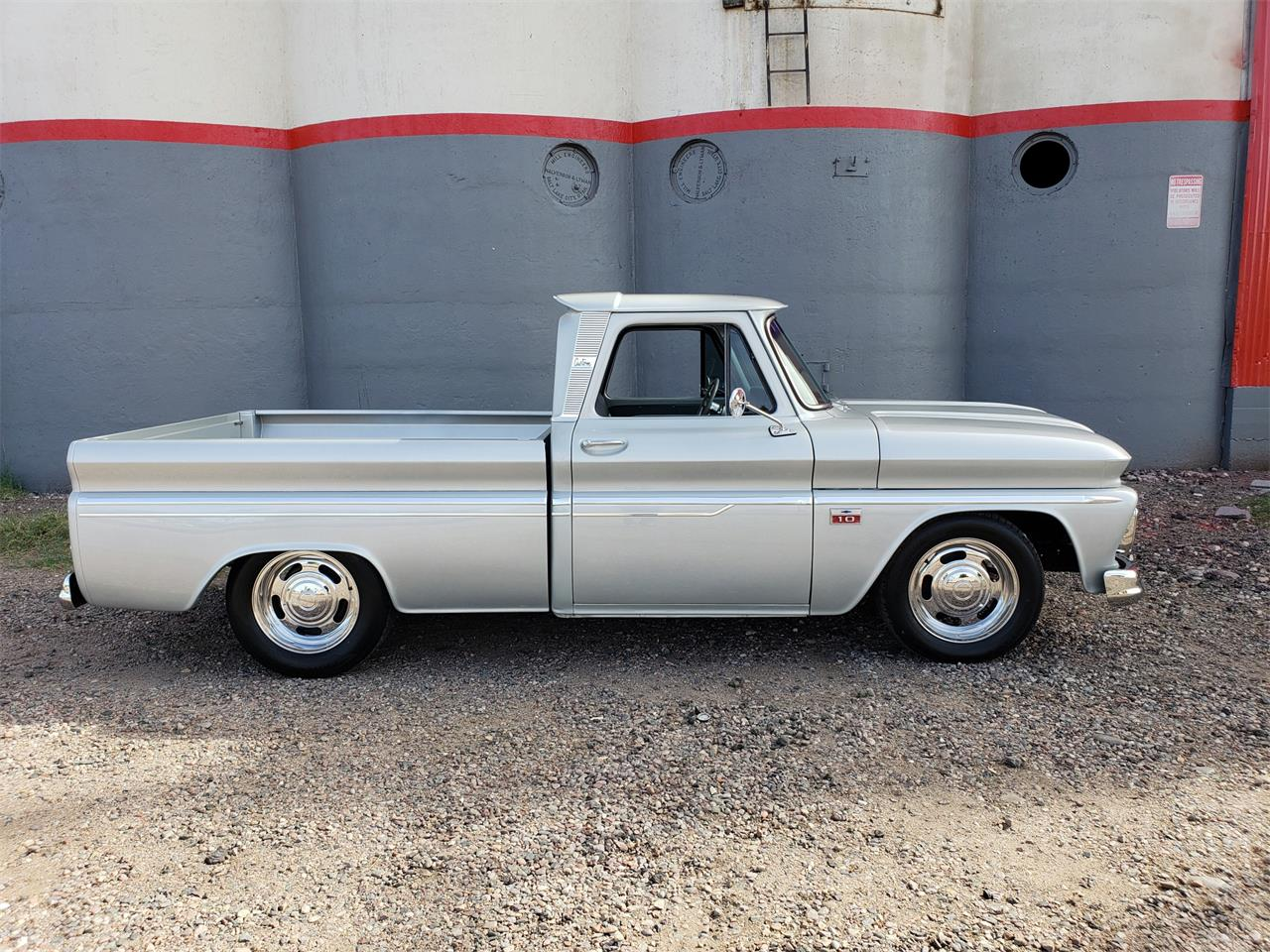 Large Picture of 1966 C10 - N5R5