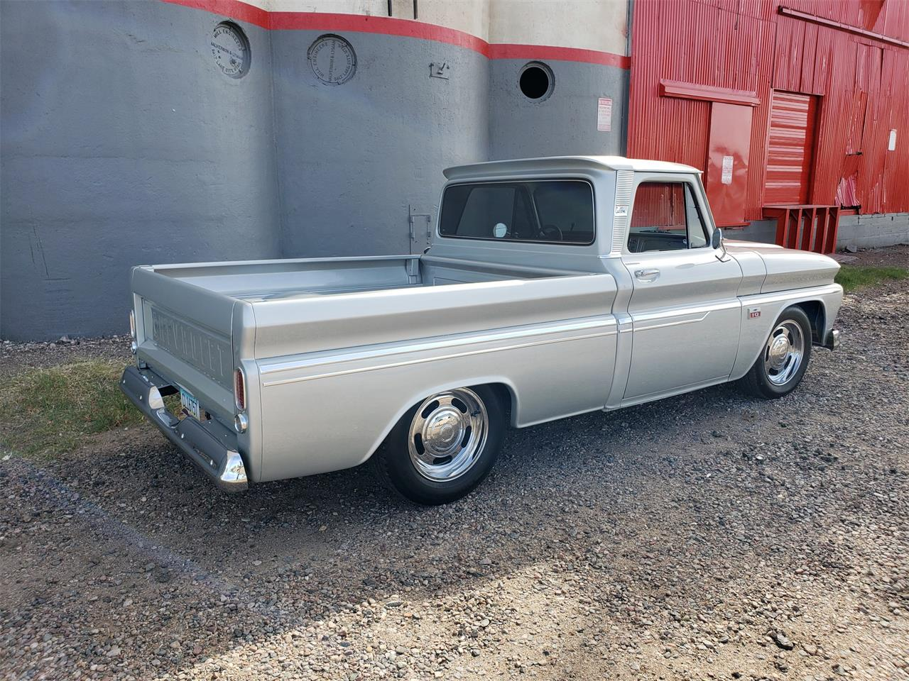 Large Picture of Classic 1966 C10 - $31,900.00 Offered by Classic Corner Garage - N5R5