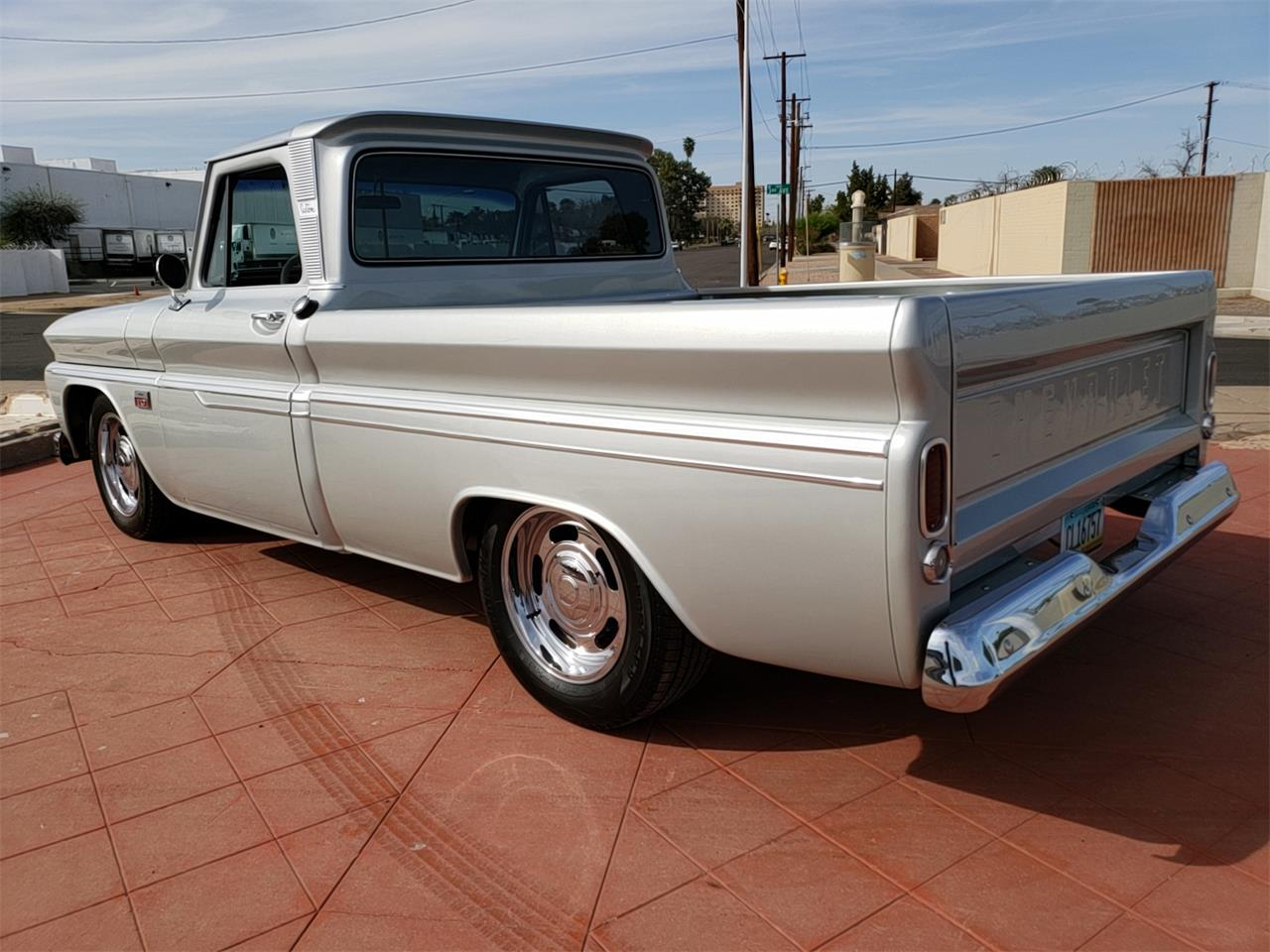 Large Picture of 1966 C10 - $31,900.00 Offered by Classic Corner Garage - N5R5
