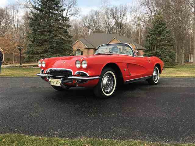 Picture of '62 Corvette - N9JE