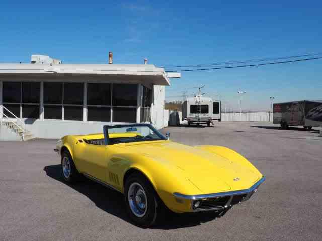 Picture of '68 Corvette - N9JM