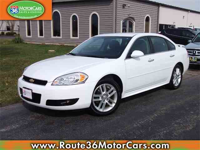 Picture of 2014 Impala located in Dublin Ohio Offered by Route 36 Motor Cars - N9JO