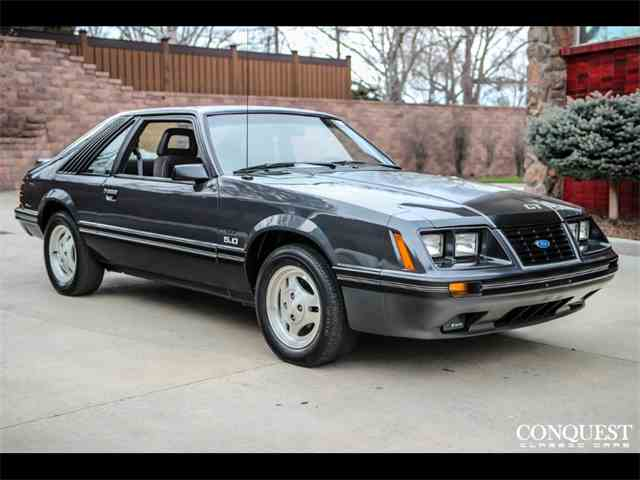 Picture of '84 Mustang - N9JQ