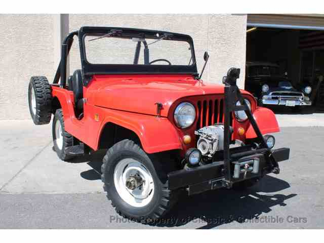 Picture of Classic '67 Jeep CJ5 located in Nevada - N9K0