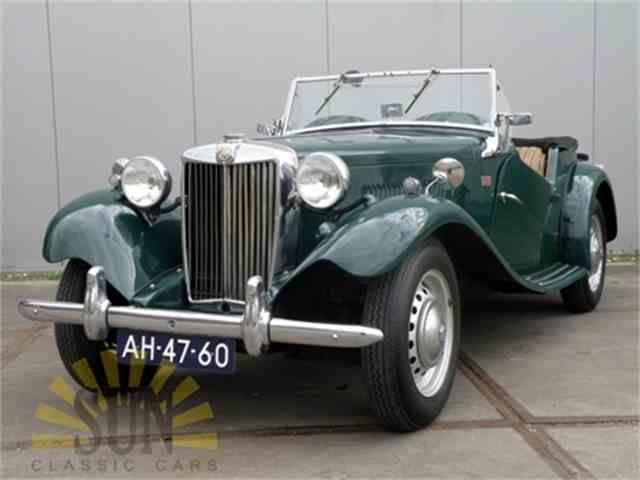 Picture of '50 MG TD located in Waalwijk Noord-Brabant Offered by  - N9KB