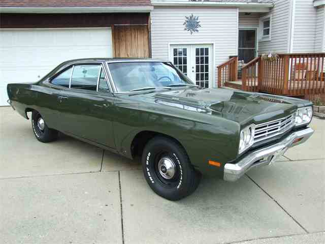Picture of Classic 1969 Plymouth Road Runner located in Ohio - $39,900.00 - N9KD