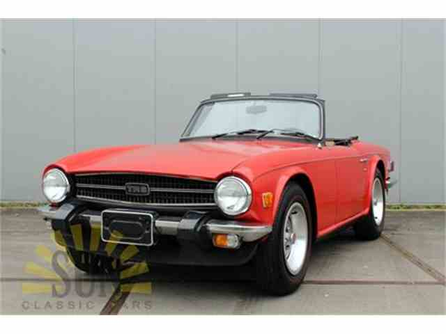 Picture of '75 TR6 - N9KF