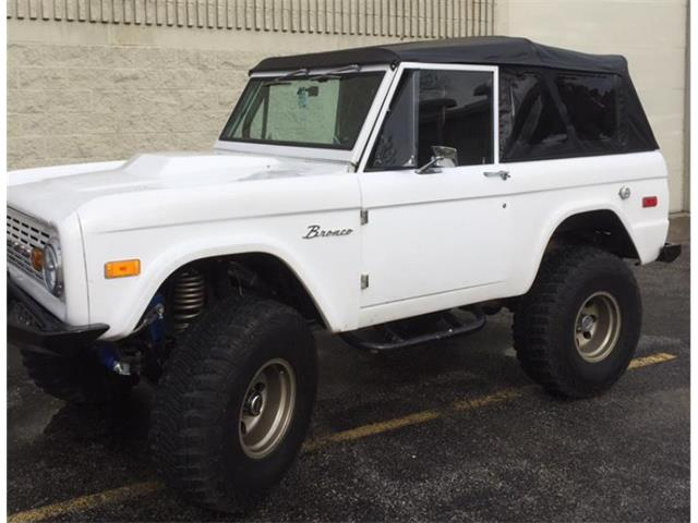 Classic Ford Bronco for Sale on ClassicCars.com - Pg 2 - 60 per Page