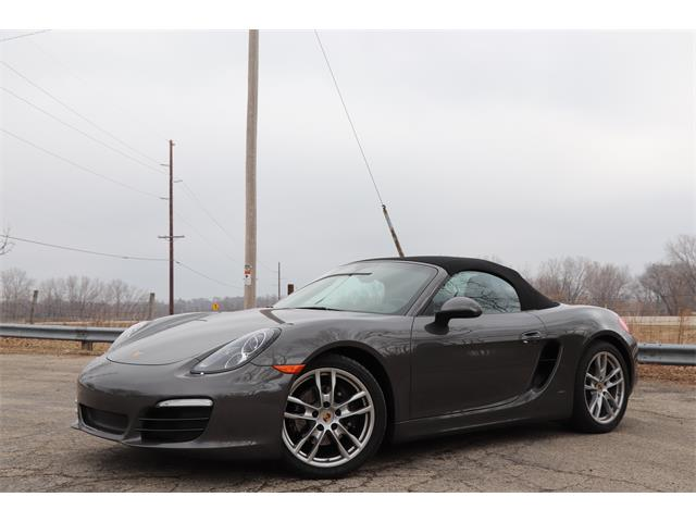 Picture of '14 Boxster - N9KT