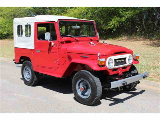 Picture of 1979 Land Cruiser FJ - N9L0