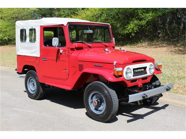 Picture of '79 Land Cruiser FJ - N9L0