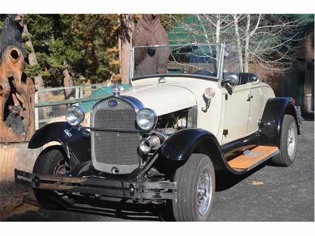 Picture of Classic '29 Ford Model A Replica located in SEELEY LAKE Montana - $12,500.00 - N9L7