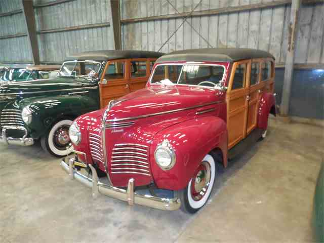 Picture of Classic 1940 Plymouth Woody Wagon located in TEXAS Offered by Classic Cars in Plano - N9LL