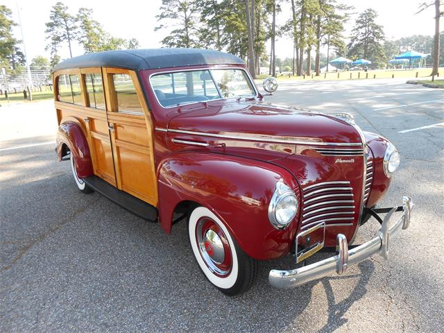 Picture of '40 Woody Wagon - N9LL