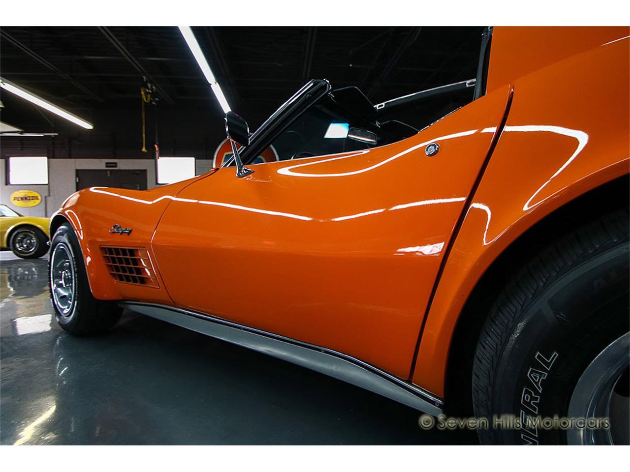 1971 chevrolet corvette for sale cc 1085533. Black Bedroom Furniture Sets. Home Design Ideas