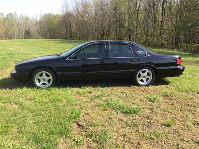 Picture of '95 Impala SS - N9LR