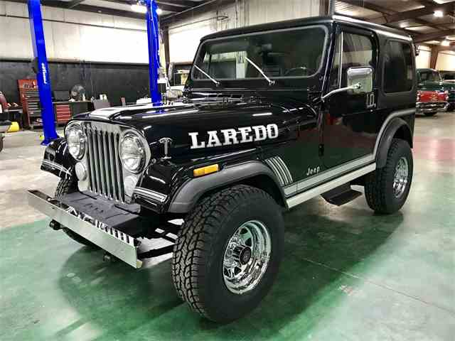Picture of '85 CJ7 - N9LS