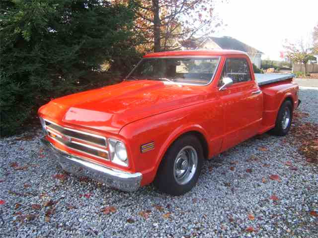 Picture of '67 C10 - N9LT