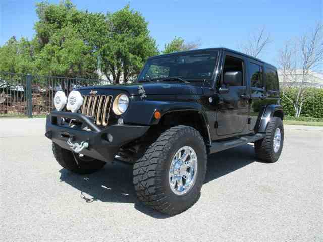 Picture of '14 Wrangler - N9LX