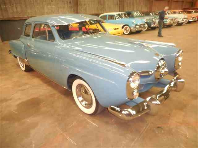 Picture of Classic '50 Studebaker Commander located in Texas Offered by  - N9LY