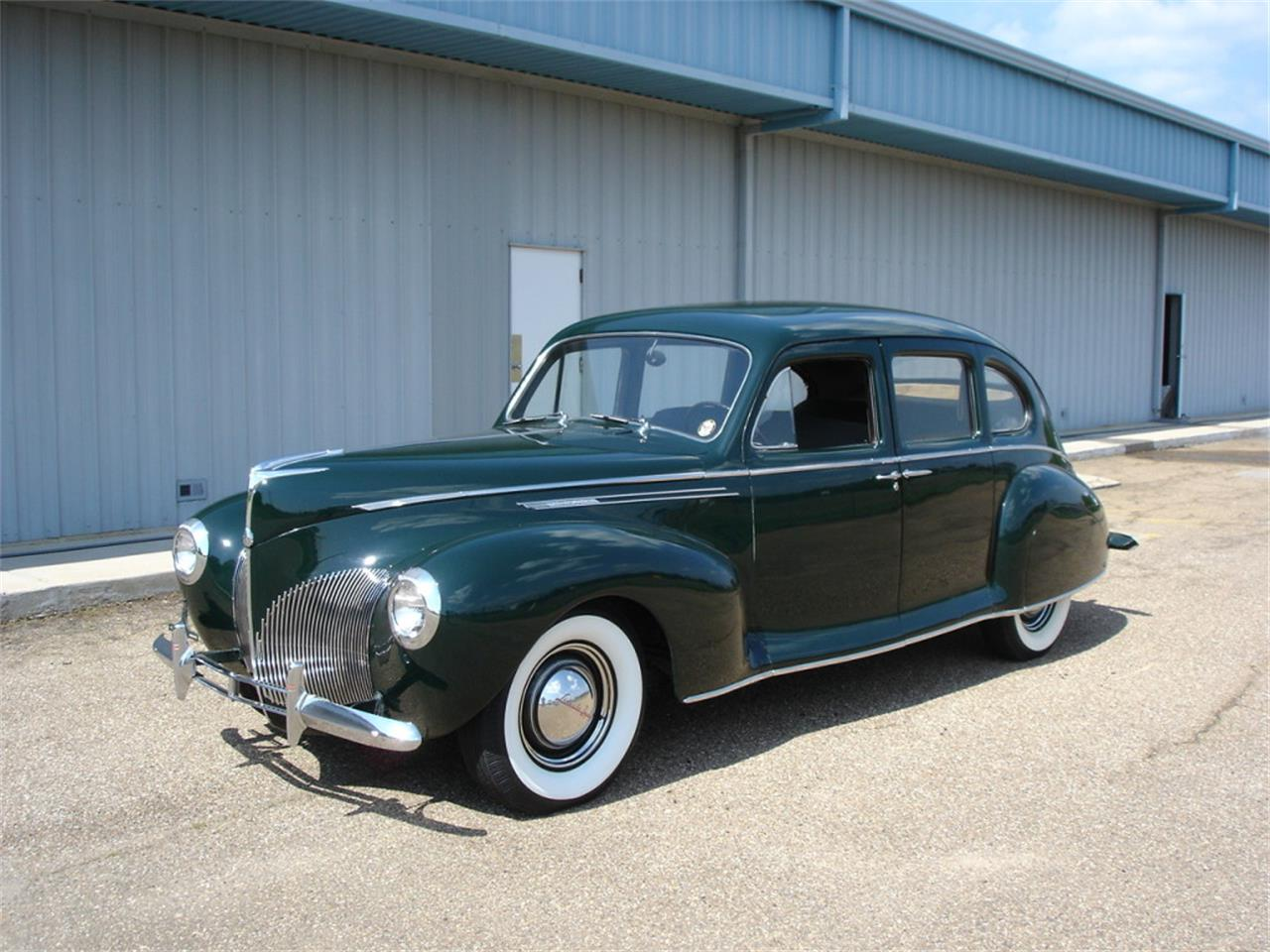 1940 Lincoln Zephyr For Sale Classiccars Com Cc 1085546