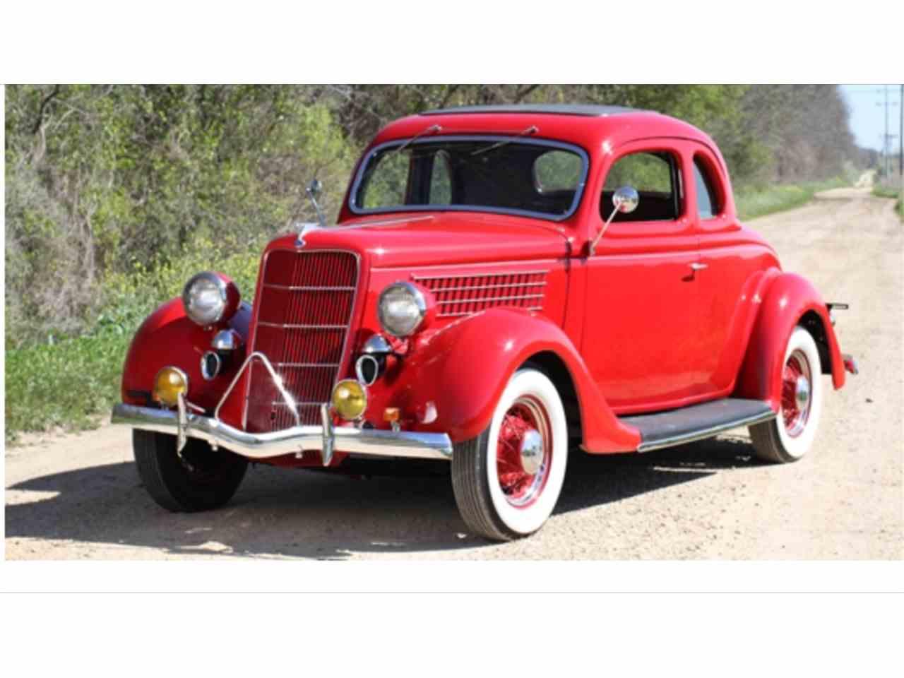 1935 ford coupe for sale cc 1085549. Black Bedroom Furniture Sets. Home Design Ideas