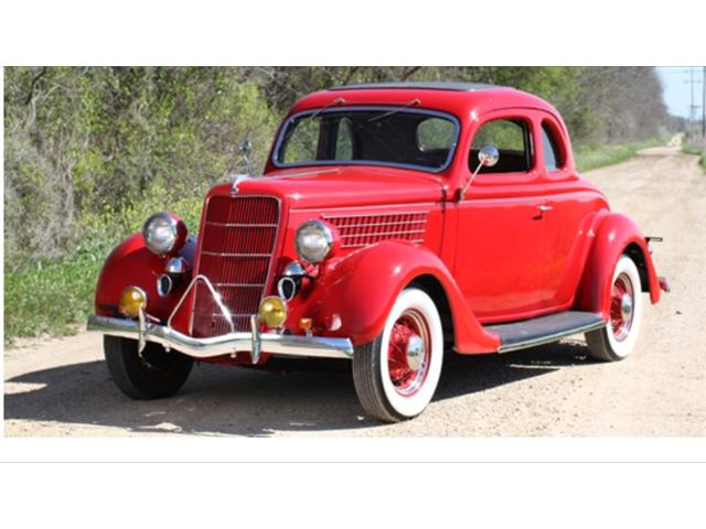 Picture of 1935 Ford Coupe - $34,500.00 Offered by  - N9M5