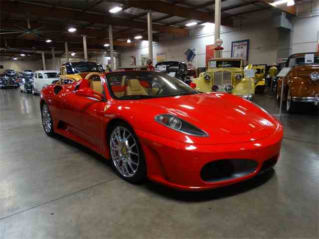 Picture of 2007 Ferrari Spider - $144,900.00 Offered by  - N9M6