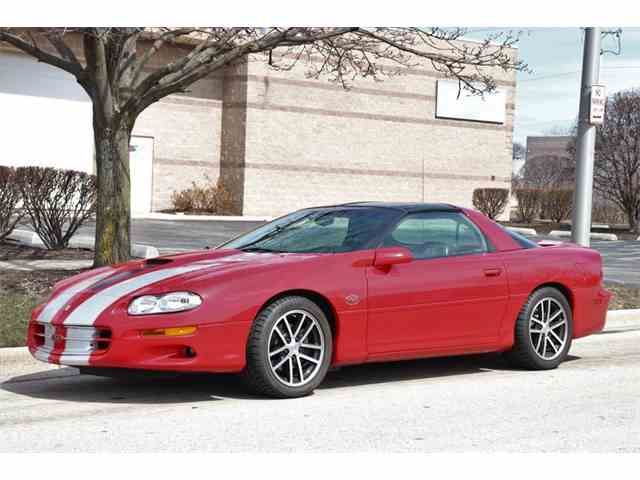 Picture of '02 Chevrolet Camaro located in Illinois Offered by Midwest Car Exchange - N9MC