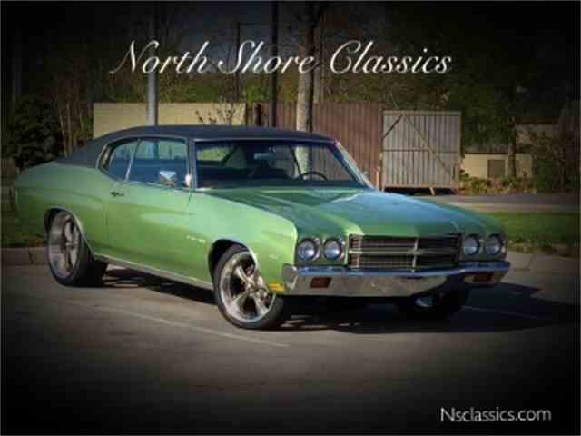 Picture of '70 Chevelle - N9MQ