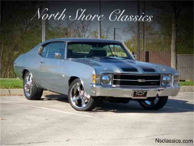 Picture of '71 Chevelle - N9MT