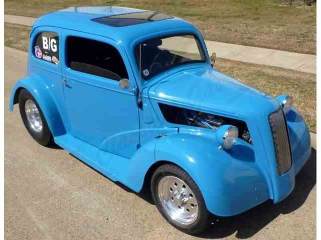 Picture of '48 Anglia - N5RI