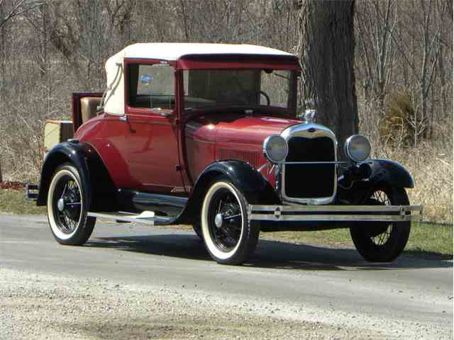 Picture of '29 Model A - N9N6