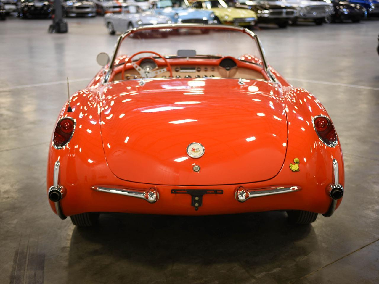 Large Picture of '57 Corvette - N9N7