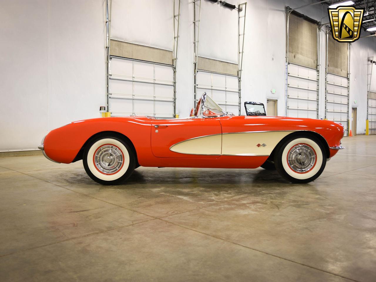 Large Picture of '57 Corvette - N9N7