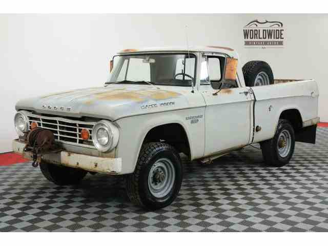 Picture of '67 Power Wagon - N9NK