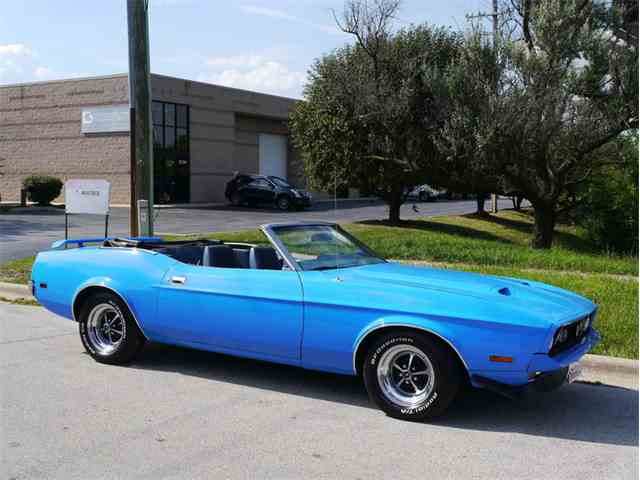 Picture of '72 Mustang - $22,900.00 Offered by Midwest Car Exchange - N9NT