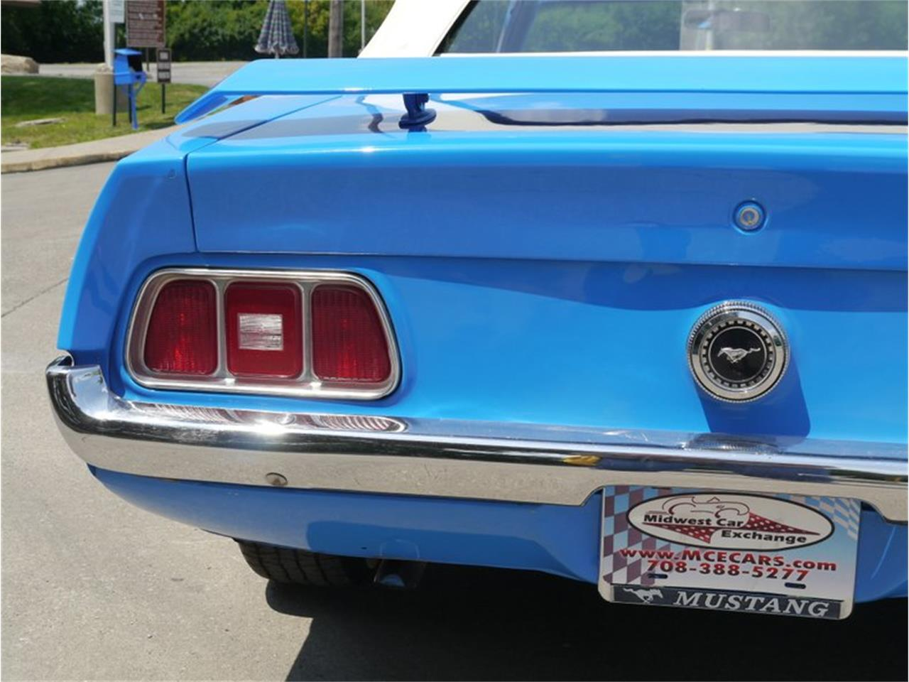 Large Picture of '72 Mustang - N9NT