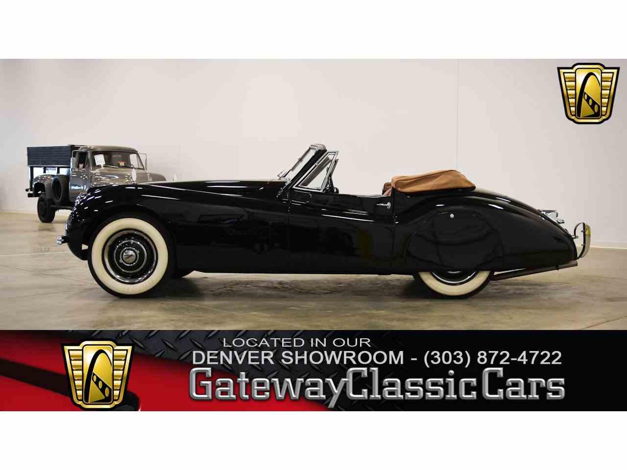 1954 Jaguar XK120 for Sale   ClassicCars.com   CC-1085610