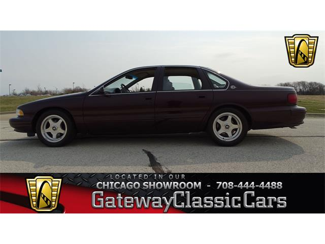 Picture of '95 Impala - N9NY
