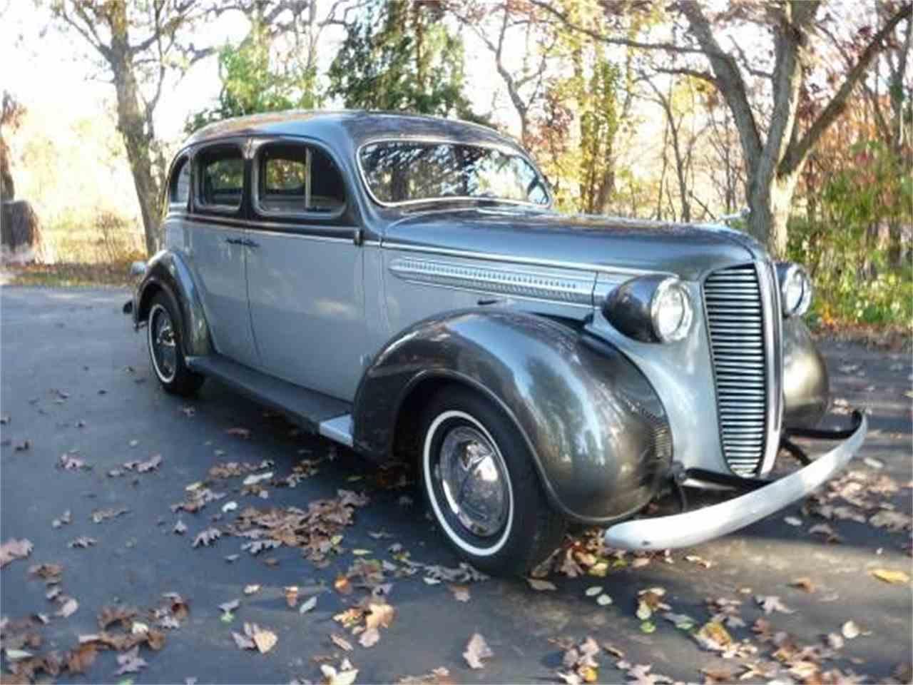 1937 Dodge Sedan for Sale | ClicCars.com | CC-1085620