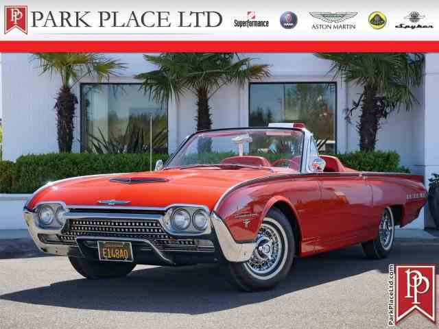 Picture of '62 Thunderbird - N9OA