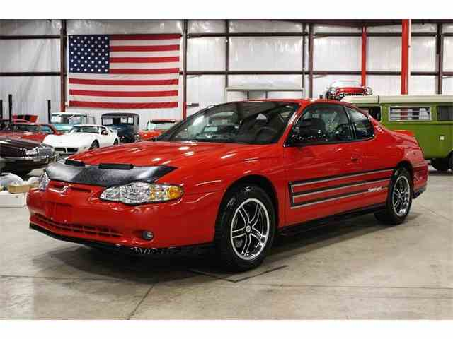 Picture of '04 Monte Carlo - N9OE