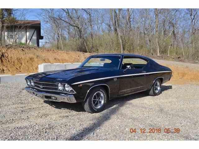 Picture of '69 Chevrolet Chevelle - $40,895.00 - N9OM