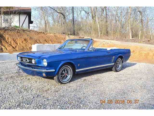 Picture of '66 Mustang - N9OR