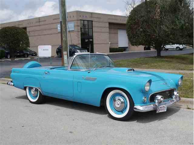 Picture of Classic '56 Ford Thunderbird - $32,900.00 - N9OT